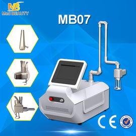 ประเทศจีน Fractional CO2 Laser Germany Standard Vaginal Tightening Treatment Laser ผู้จัดจำหน่าย