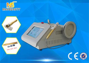 ประเทศจีน Grey High Frequency Laser Spider Vein removal Vascular Machine ผู้จัดจำหน่าย