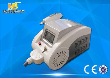 ประเทศจีน Grey ND Yag Laser Tattoo Removal machine , q switched laser for tattoo removal ผู้จัดจำหน่าย